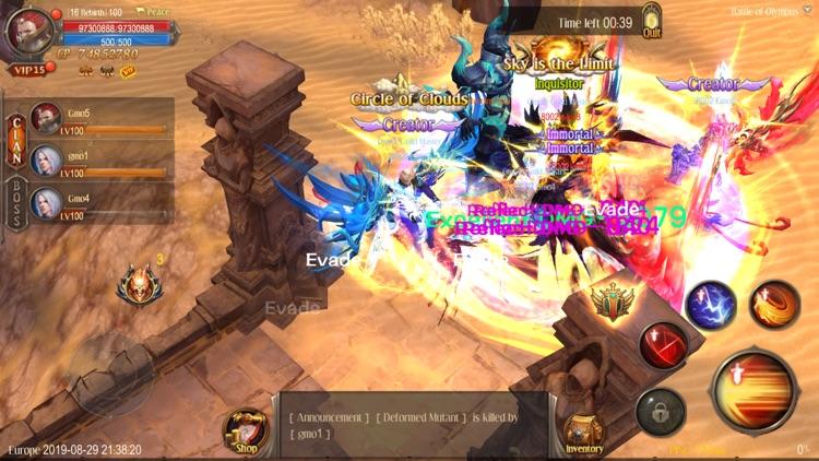 MU ORIGIN screenshot-0