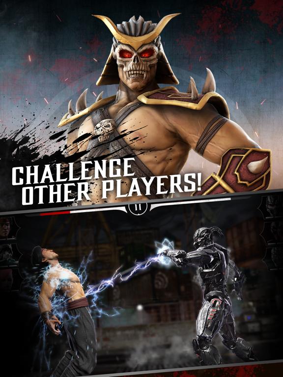 Mortal Kombat by Warner Bros  (iOS, United States