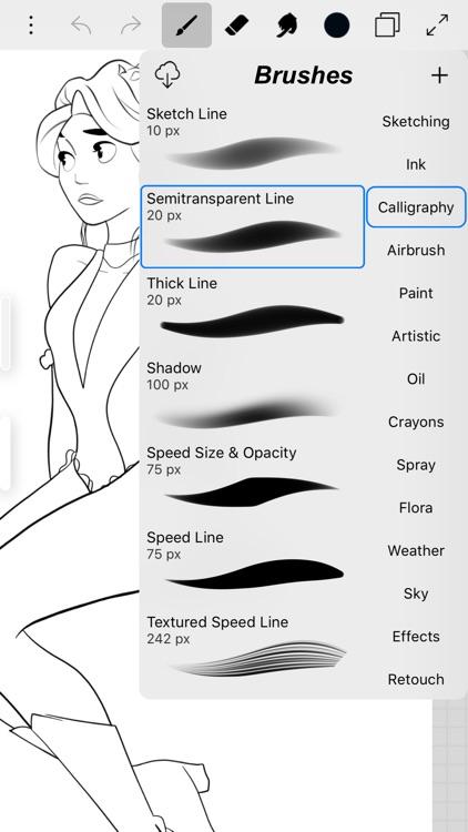 Artbook - Digital Painting screenshot-4