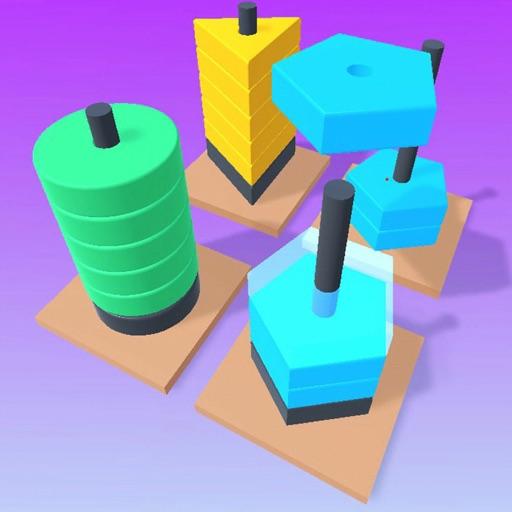 Shape Stack 3D