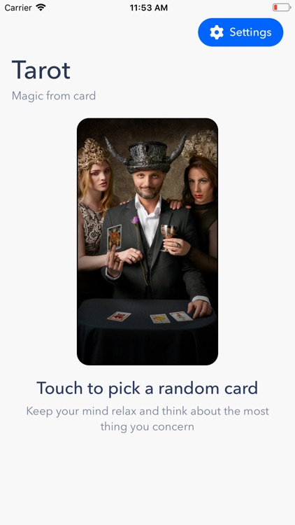 Tarot Card Daily