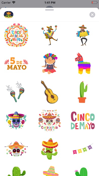 Cinco de Mayo Big Pack screenshot 1