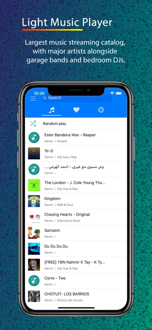 Tuibady: Mp3 & Audio Streaming on the App Store