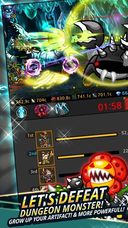 Endless Frontier Saga 2 - RPG screenshot-3
