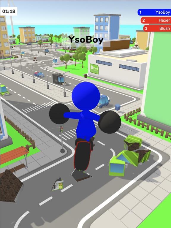 Giant.io! screenshot 4