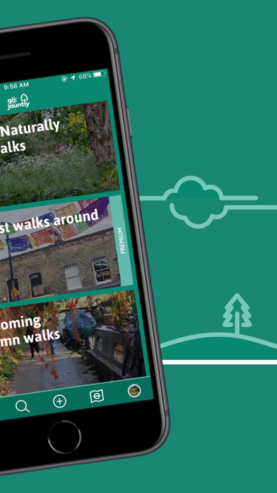 Go Jauntly: Discover Walks screenshot two