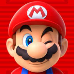 Ícone do app Super Mario Run