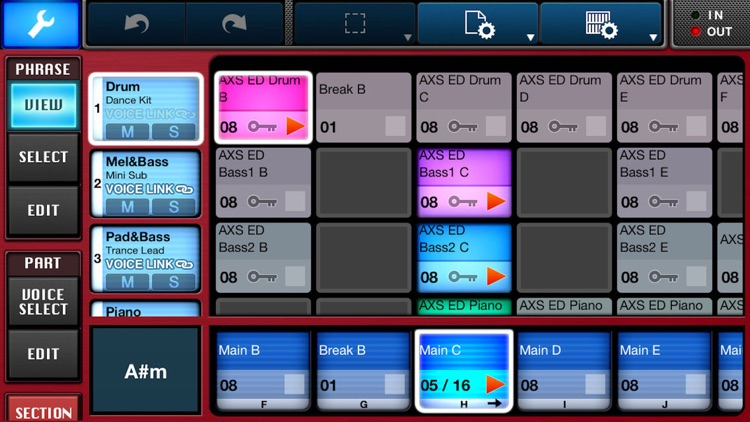 Mobile Music Sequencer screenshot-0