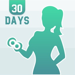 Woman Workout Home Fitness App