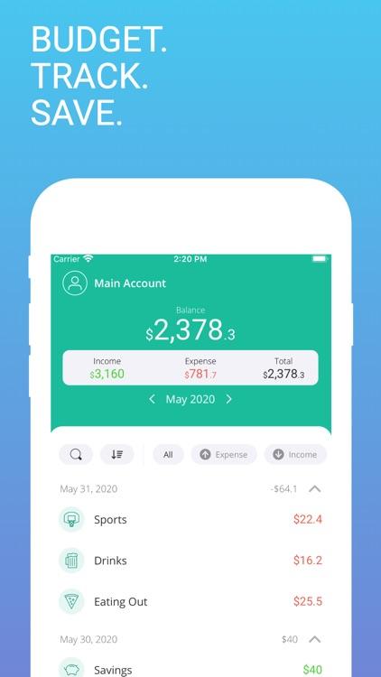 Moneyboard: Budget Money App