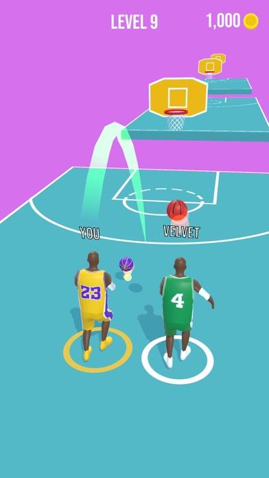 Basket Race screenshot 3