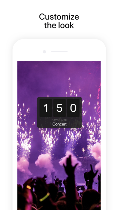 Countdown – Count Down To Date screenshot three