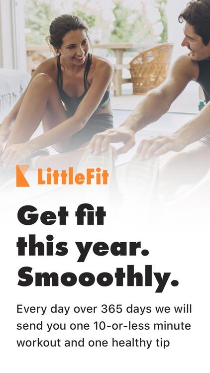 LittleFit: Smooth Fitness Plan