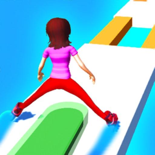 Roller Sky - run & falling