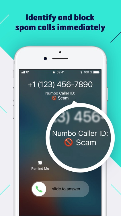 Numbo: Spam Call & SMS Blocker