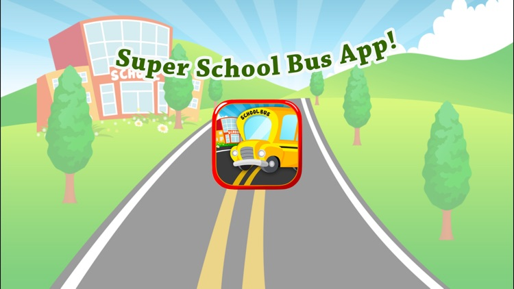 Baby School Bus For Toddlers screenshot-4