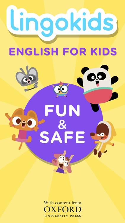 Lingokids - English For Kids screenshot-0
