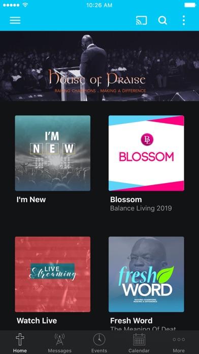 House of Praise Toronto screenshot one