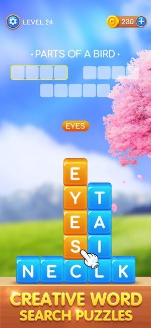 Word Swipe Puzzle on the App Store