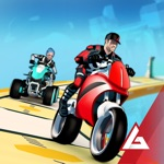 Gravity Rider BMX motorracen