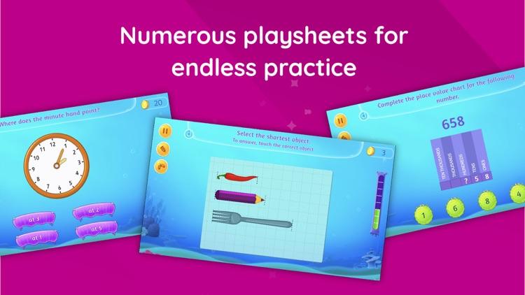 K-5 Splash Math Games for Kids screenshot-4