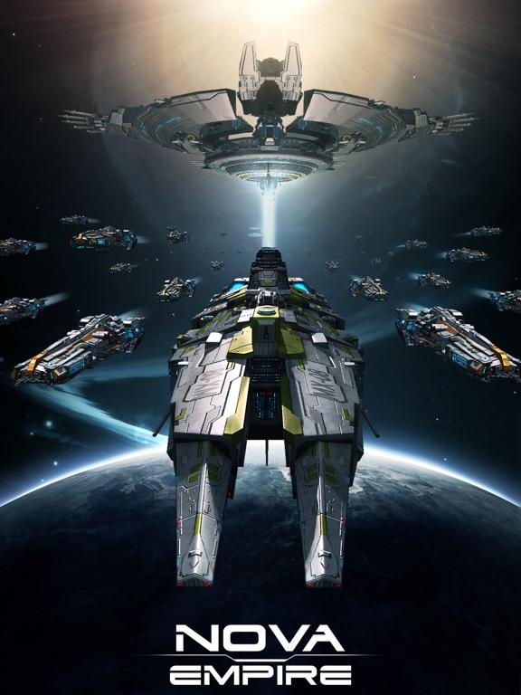 Nova Empire: Space Commander screenshot 7