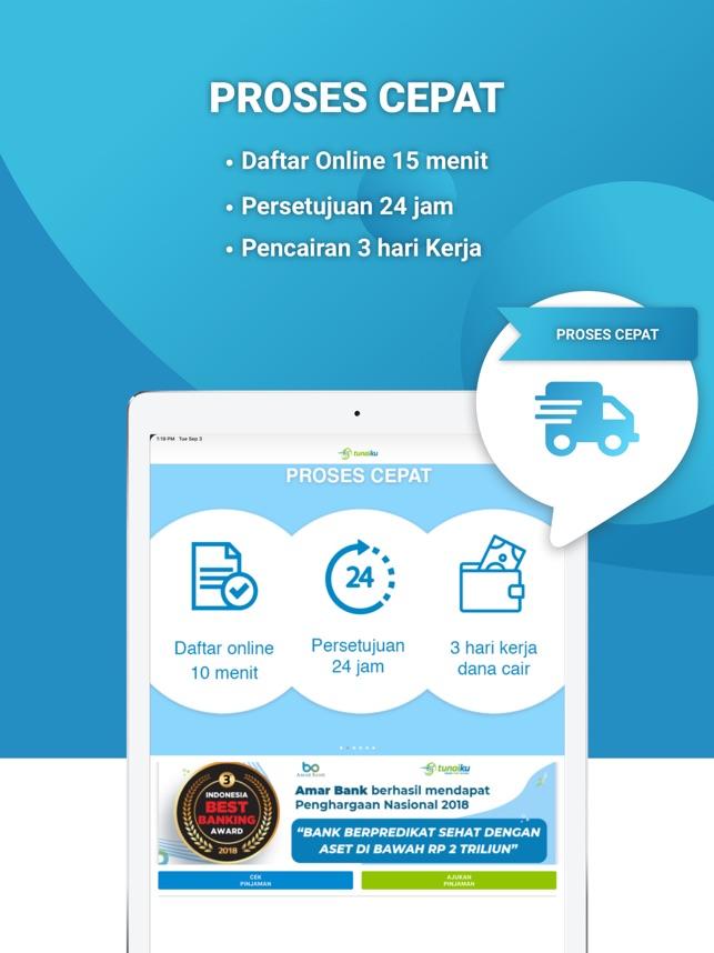 Tunaiku Amar Bank Daerah Khusus Ibukota Jakarta - Seputar Bank
