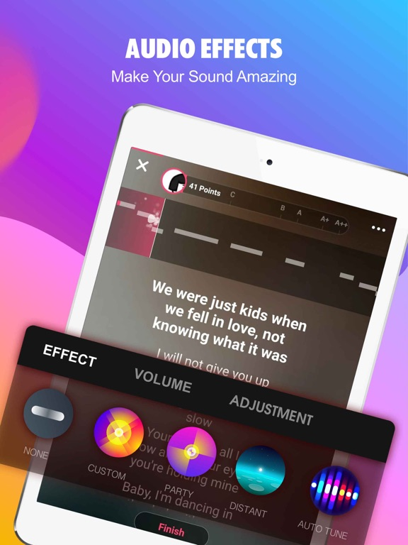 StarMaker: Sing Karaoke + Auto-Tune + Video screenshot