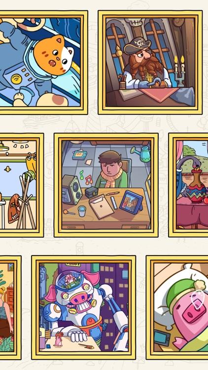 Find Out - Hidden Objects screenshot-7