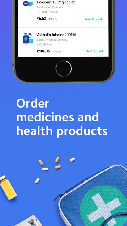 Practo - Consult Doctor Online screenshot-3