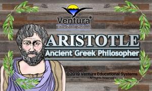 Aristotle • Philosopher