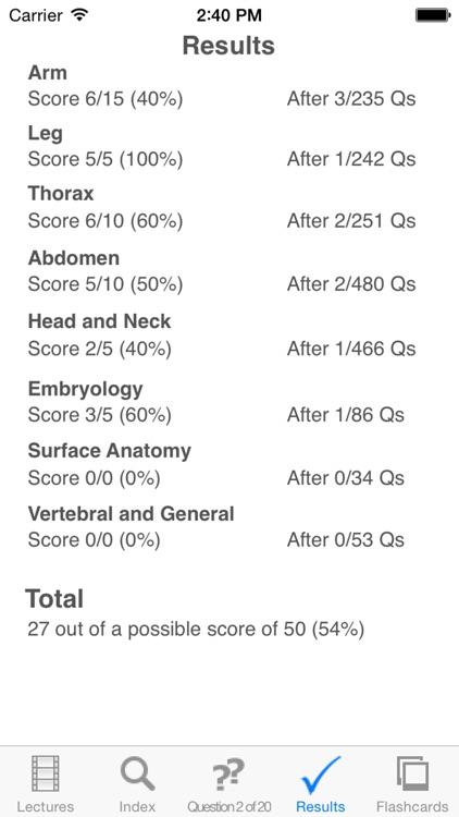 Instant Anatomy Anthology screenshot-4