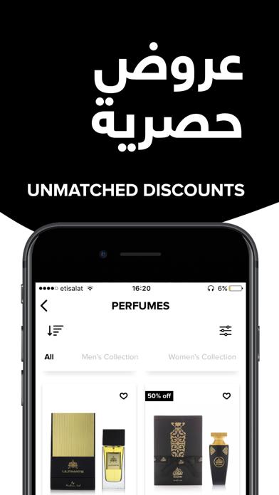 0ae879c9a Arabian Oud عطور العربية للعود by Arabian Oud (iOS, United States) -  SearchMan App Data & Information