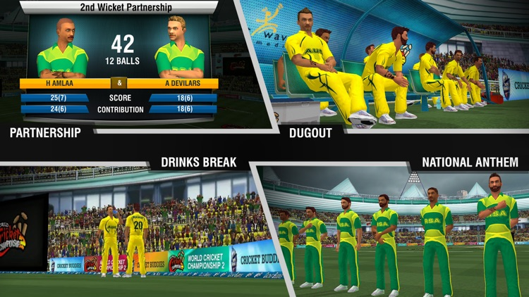 World Cricket Championship 2 screenshot-5