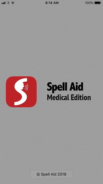 Spell Aid Medical