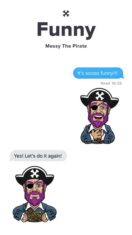 Messy The Pirate screenshot-3