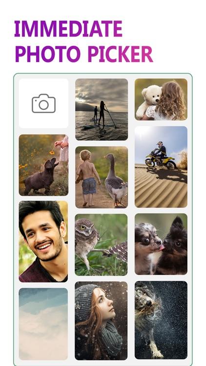 Photo Collage Maker - Mix Pics screenshot-6
