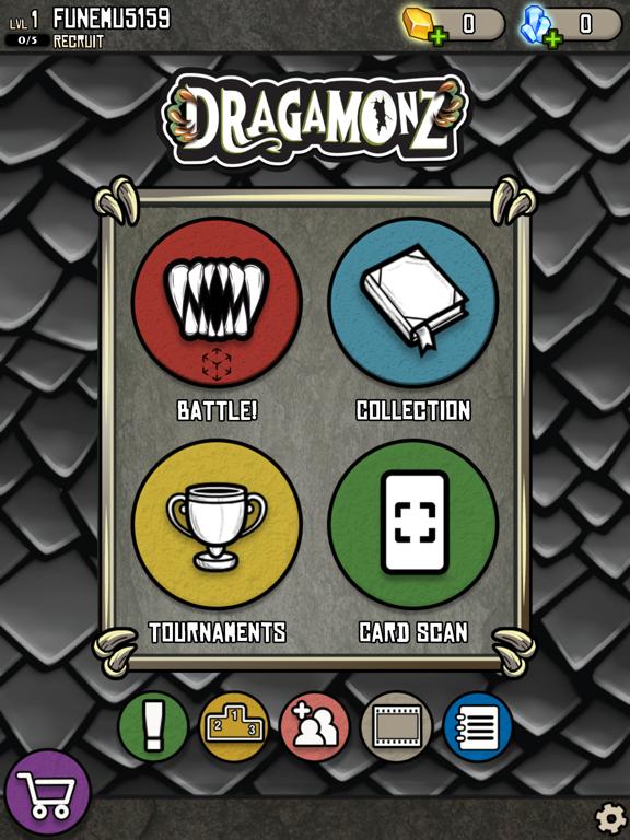 Dragamonz AR Battle screenshot 12