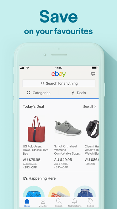 Download eBay: Shopping Deals & Sales for Pc