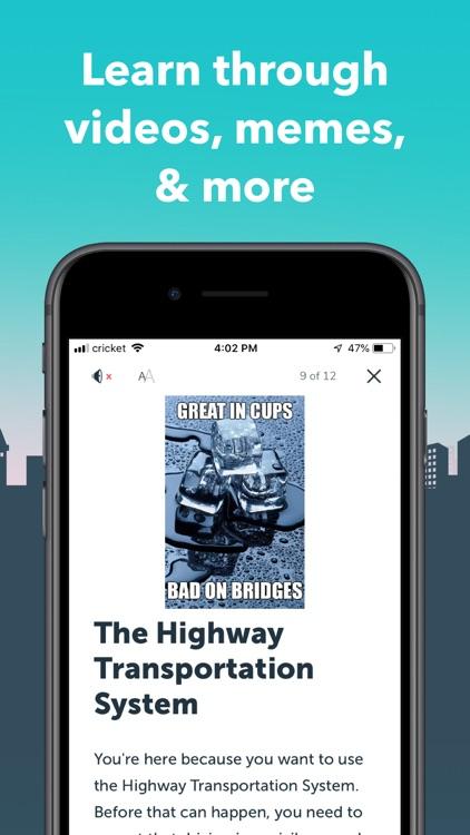 Aceable – Driving School App screenshot-3