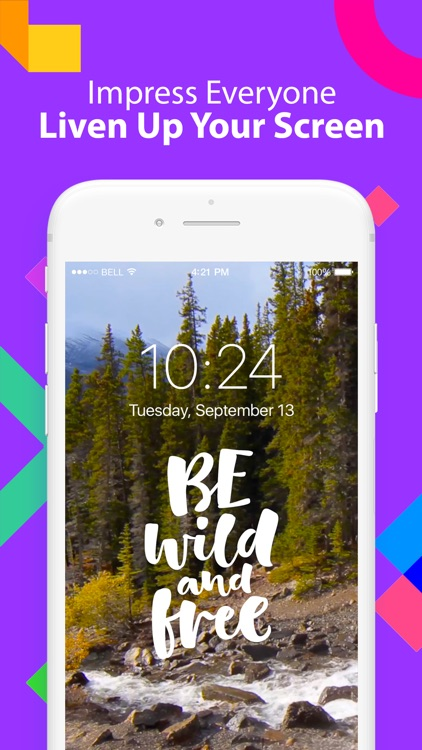 Live Wallpapers and HD Themes screenshot-4