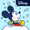 App Icon for Disney Stickers: Holiday Cheer App in Mexico IOS App Store