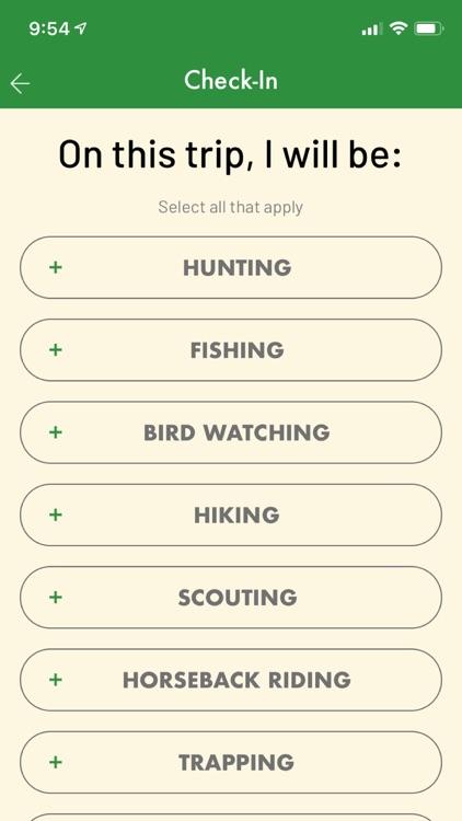 MDWFP WMA Mobile Application screenshot-4