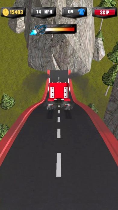 Stunt Truck Jumping screenshot 2