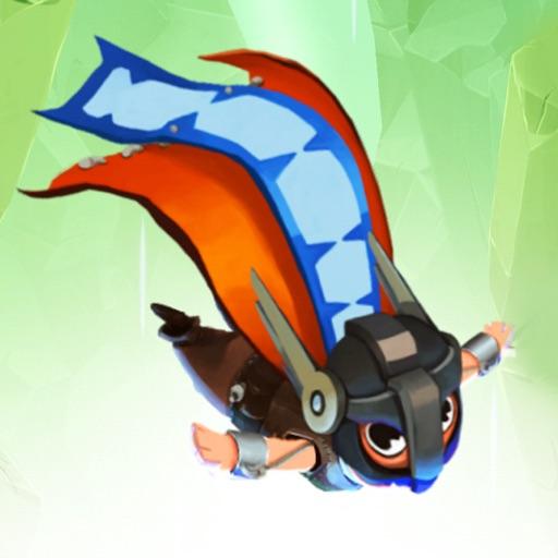 Viking Fall - flying squirrel