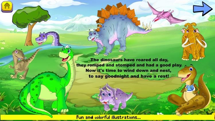 Dinosaur Puzzles Toddler Kids screenshot-7