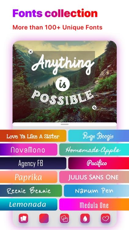 Post.Art Poster Flyer Ad Maker screenshot-5