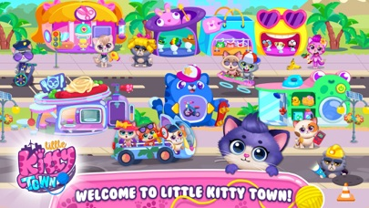Little Kitty Town screenshot 4