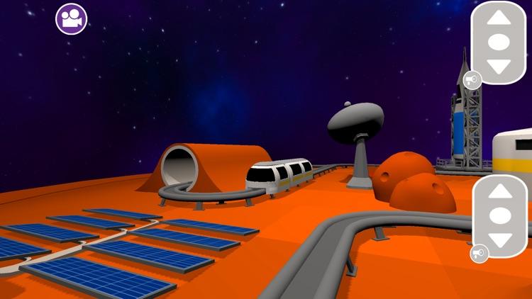Train Kit: Space screenshot-3
