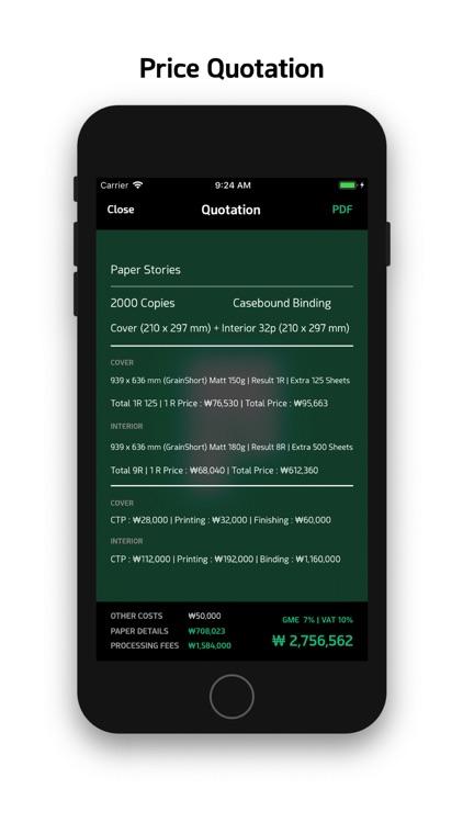 Paperman - Paper Calculator screenshot-8